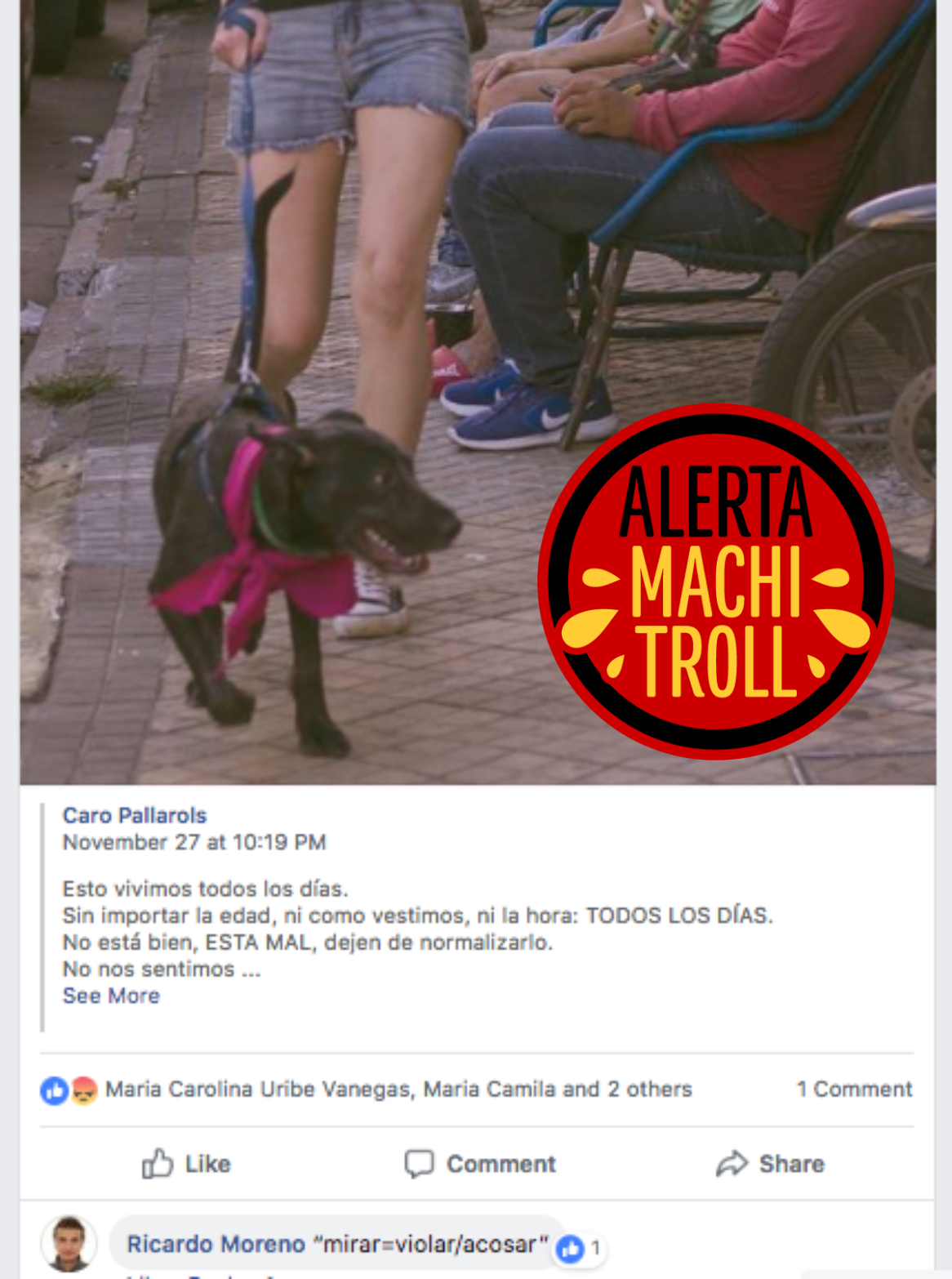 Alerta Machitroll